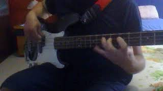 duran duran shadows on your side bass cover,,,