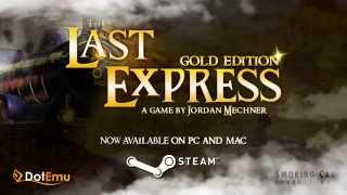The Last Express Gold Edition 8