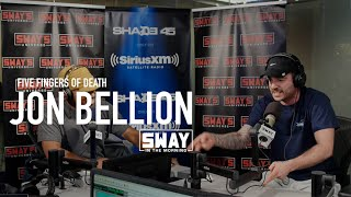 Jon Bellion SMASHES the 5 Fingers of Death