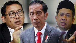 Fadli Zon dan Fahri Hamzah Kompak Sebut Presiden Jokowi Adalah Ujian dengan Berbagai Macam Kebijakan