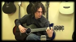 Nylon Parlor Guitar