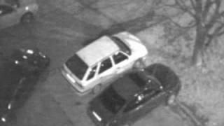 v Prešove pred vysokoškolským internátom sa kradlo