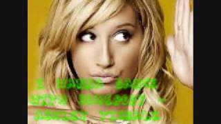 I Wanna Dance With SomeBody - Ashley Tisdale {Fast Version} *Requested*