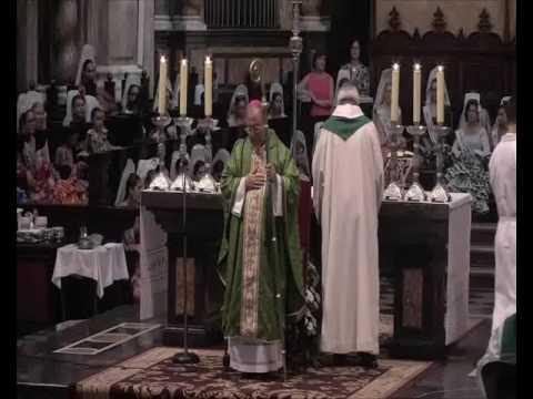 Misa Rociera Catedral de Valencia (Aleluya)