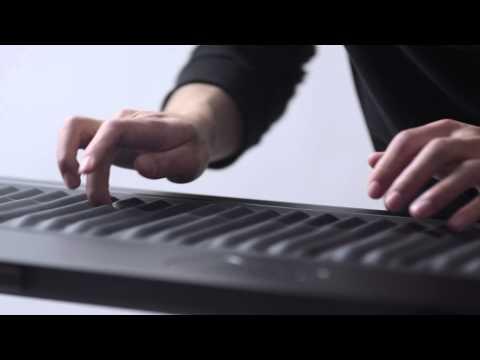 Can A Piano Still Be Classy When It's Got Squishy Tube Keys?
