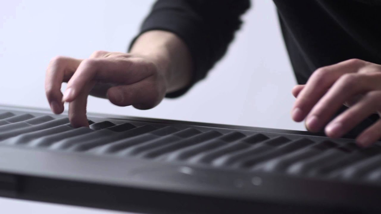 Can A Piano Still Be Classy When It's Got Squishy Tube Keys?