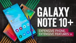 Samsung Galaxy Note10+ Review: Samsung Phones In A Winner