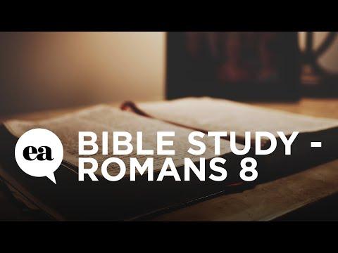 Bible Study – Romans 8 | Joyce Meyer