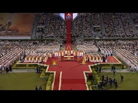 Ταϊλάνδη: Ο Πάπας ζήτησε προστασία των θυμάτων σεξουαλικής εκμετάλλευσης…