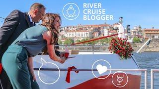 A-ROSA ALVA: Die Taufe in Portugal