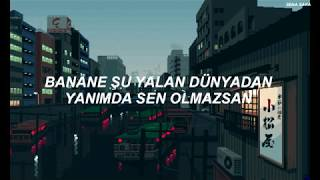 ELİF TURAN - AÇ KAPIYI GİR İÇERİ (LYRICS)