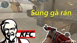 Bình Luận CF: AK-47 Knife-DMZ KFC - Anh Đã Già CF