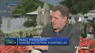 The next crisis is underway already in the emerging markets: Niall Ferguson | Ambrosetti 2018