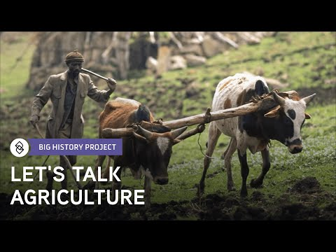 A thumbnail for: 7. Agriculture & Civilization