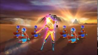 Just Dance Vaka Loka-Dark Horse Ft.Katy Perry*Paródia-Redublagem*