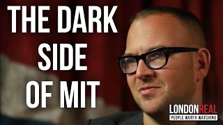 THE DARK SIDE OF MIT & AARON SWARTZ - Cory Doctorow on London Real