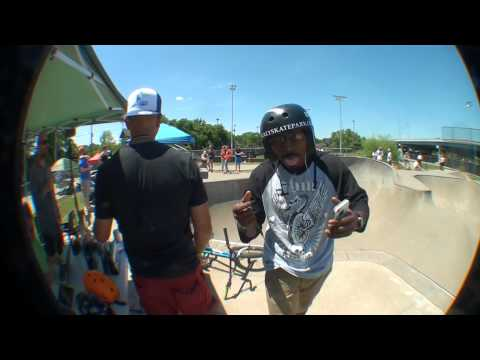 Knoxville Skatepark Contest - 5-2015