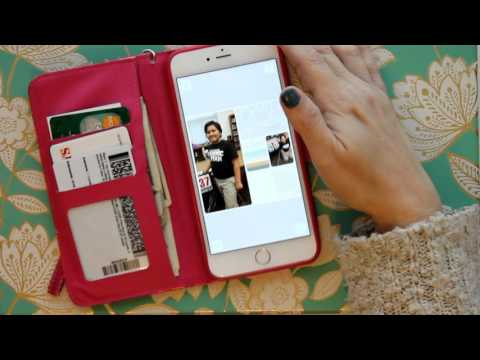How to Use Your Ali Edwards Journal Cards in the Project Life App