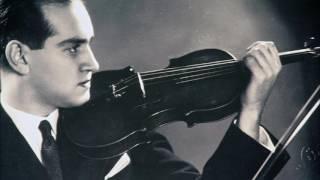 Franck - Violin sonata - Oistrakh / Oborin
