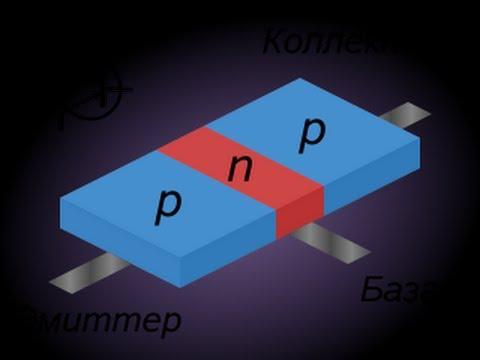 ПРИНЦИП РАБОТЫ ТРАНЗИСТОРА (Транзистор - это просто-8)