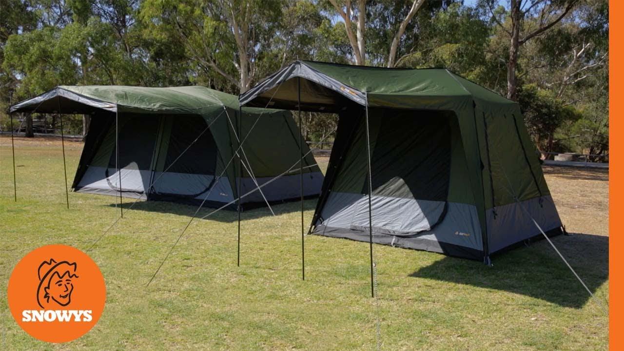 Lodge 450 Tourer LED Fast Frame Tent