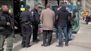 NY Transgender Woman Arrested In Pepper Spray Attacks