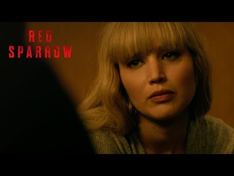 Red Sparrow (TV Spot 'We Can't Trust a Word That Comes Out of Her Mouth')