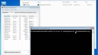 Wireshark Silent Install