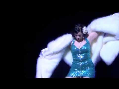 Miss Burlesque Australia 2013 Becky Lou Classic