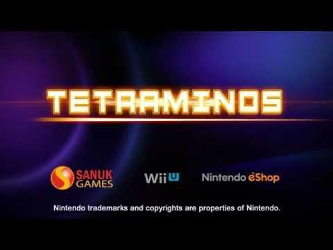 Tetraminos - Wii U - Trailer thumbnail
