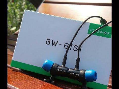 Blitzwolf® BW-BTS1/Конкуренція Xiaomi/Спортивні Bluetooth наушники