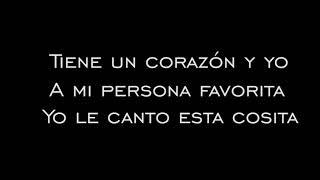 Alejandro Sanz, Camila Cabello - Mi Persona Favorita Letra