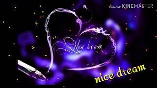 Video Romantis Nice Dream