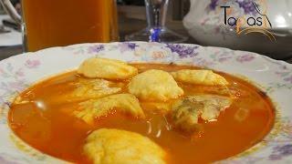 Como hacer fondo de pescado y sopa de marisco con Antonio Gázquez Y Marifé en TapasTv