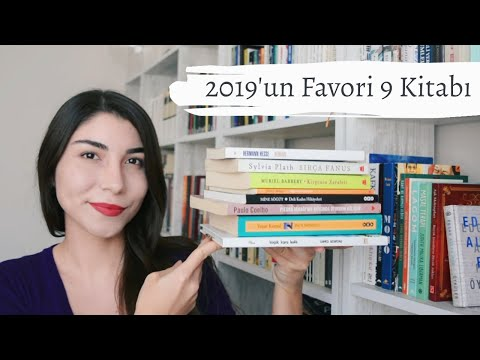 Bu Yıl Okuduğum En İyi Kitaplar // 2019 Favorileri