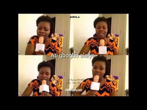Yoruba Hymns/E je ka fi inu didun - yin Oluwa Oloore, anu Re yio wa titi