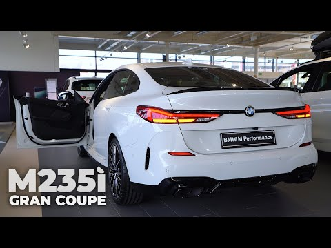 2021 BMW 2 Series Gran Coupe M235i