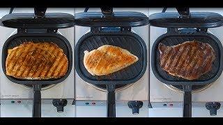 Stovetop Sandwich & Grill Press Video