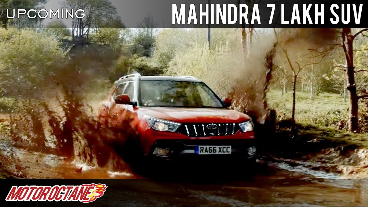 Motoroctane Youtube Video - Mahindra 7 lakh SUV coming in 60 DAYS! | Hindi | MotorOctane