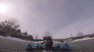 Follow Cam test gone wrong - FPV Freestyle