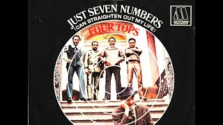 classic motown: the four tops- just seven number (can straighten out my life)