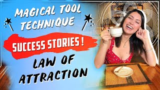 scripting law of attraction success stories - TH-Clip