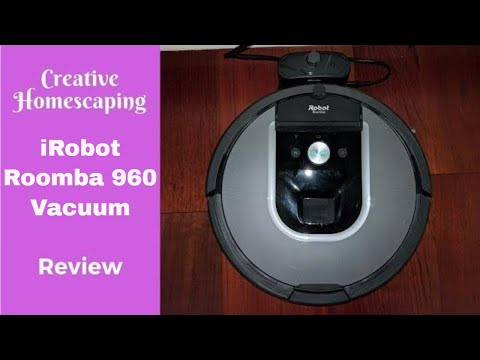 iRobot Roomba 860 Vacuum Cleaning Robot Review Pros & Cons