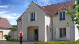 preview picture of video 'Constructeur Maison 91 [HD 1080p] Les Maisons Clairval'