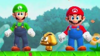 Super Mario Run - Gold Goomba Event Complete (New Unlockables)