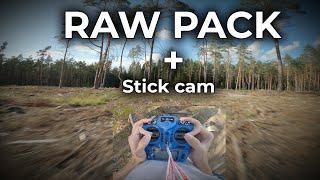 One Pack (testing HDO2's) + Stick cam