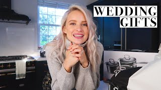 WEDDING GIFTS FROM FRIENDS AND AFFORDABLE LUXURY OUTFITS | INTHEFROW