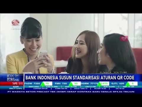 BANK INDONESIA SUSUN STANDARISASI ATURAN QR CODE