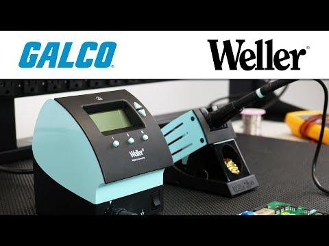 Weller's WD Series Digital Solder Station