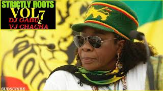 BEST ROOTS REGGAE MIX 2020 - DJ GABU ft VJ CHACHA | STRICTLY ROOTS (VOL.7)
